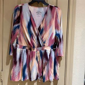 Torrid blouse size 1X (14/16)